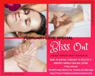 BLISS OUT FEBRUARY SPECIAL Springlands (7201) Body Therapy _small