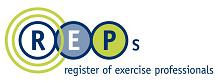 Fully qualified and registered exercise professional